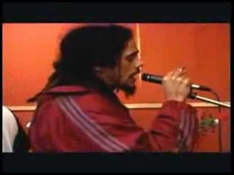Damian Marley in the Studio with Stephen Marley