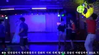 월미관광특구 월미도여행길에서 촬영2015, 7, 5, 오색빛장미