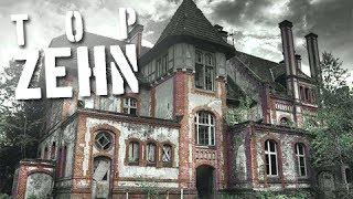 10 unheimliche verlassene Schulen!