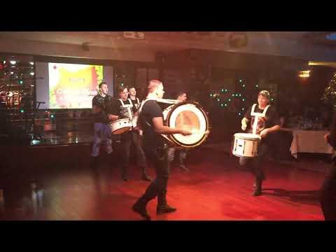 Заказать барабанное шоу на мероприятие