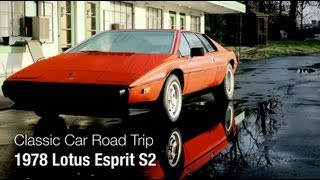 1978 Lotus Esprit S2 goes 900 miles