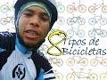 8 tipos de bicicletas