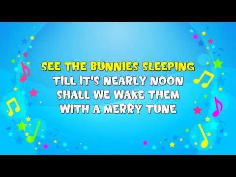 Hop Little Bunnies Sing A Long