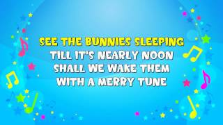 Hop Little Bunnies Sing A Long