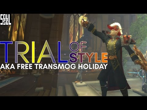 Trial of Style: Much more fun than I anticipated!
