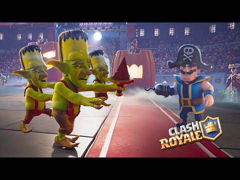 Full Clash Royale Halloween Movie 2019 [4K HD] | Clash Royale Commercials Compilation [Fan Edit]