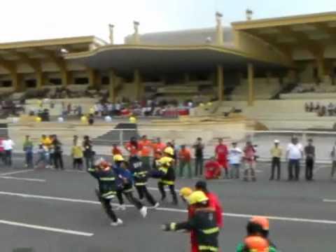 24th firefighting olympics