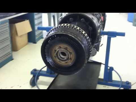 Turbine Bolt Removal