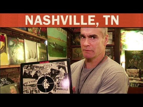 Favorite Protest Songs | Henry Rollins' Capitalism: Nashville, Tennessee | TakePart TV
