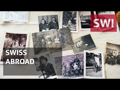The forgotten story of Swiss au pairs in Britain