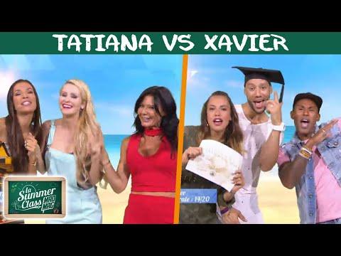 Summer Class du 19/07/2017 : Tatiana vs Xavier