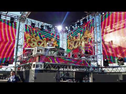 "Sun City Music Festival""Brandon J"" Oasis Stage 2016"