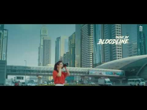 No Make Up   HD Video Song   Bilal Saeed Ft  Bohemia   2017   ClickMaza com