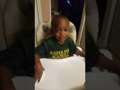 Intelligence at it's Best! 3 Year old- Deeper Root Academy