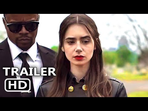 INHERITANCE Trailer 2 (NEW 2020) Lily Collins, Simon Pegg Thriller Movie HD