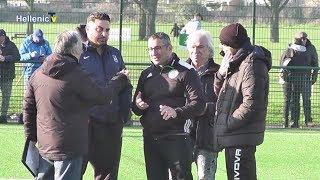 APOEL vs OMONIA London (KOPA League Division 1) 20.01.19