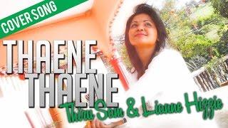 Nannbenda - Thaene Thaene Sendhaene | Minnale | Malaysia Cover Song | Harris Jayaraj | AR Rahman