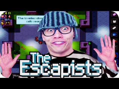 FUI PRESO ! - The Escapists