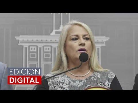 Gaby Calderon - Puerto Rico busca gobernador... Wanda Vazquez se raja y dice que no...