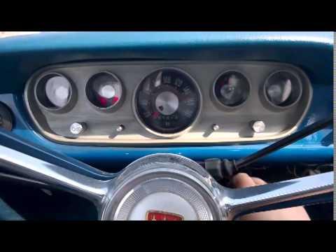 Ford Taunus P5 20M  1969 Engine Start