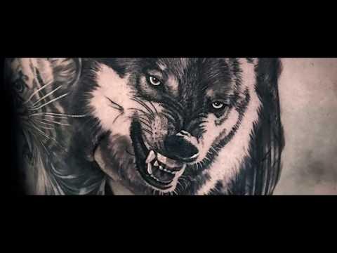 Tattoo Top 50 Wolf Tattoos 2017
