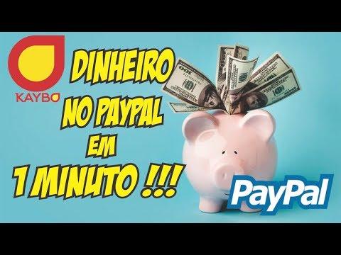 GANHE DINHEIRO FÁCIL NO PAYPAL COM KAYBO OPTION !
