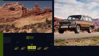 Jeep® Brand Stories su La7 - 1970-80: nasce il SUV di lusso