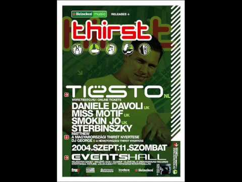 DJ Tiesto   Live at Events Hall Hungary 2004 09 11