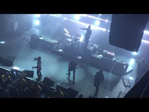 The Dillinger Escape Plan - Black Bubblegum (LIVE 12/28/17)
