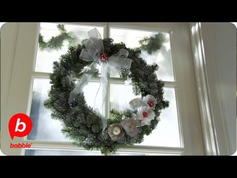 how to make a christmas wreath with coffee filters crafts babble