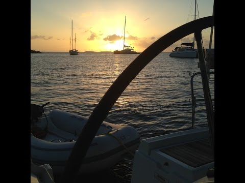 Sailing the BVIs, Bareboat Charter 2014