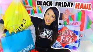 BIGGEST BLACK FRIDAY HAUL EVER! 🤩 BLACK FRIDAY HAUL 2018 | Mar