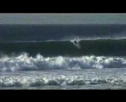 surfing - umhlanga rocks main beach 17th april 08