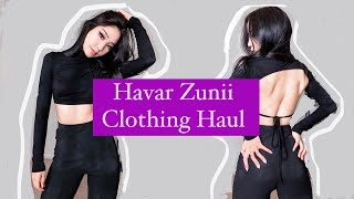 Havar Zunii Clothing Haul 🌸🌼