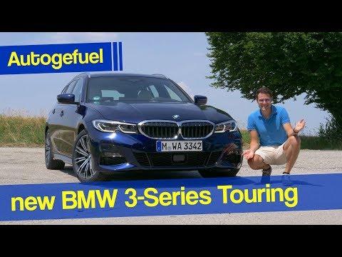 Bmw 3er Touring Fahrbericht 2020 Autogefuhl