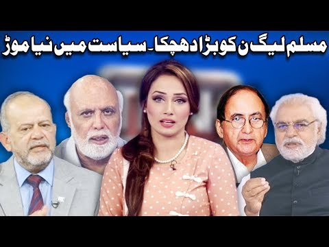 Think Tank With Syeda Ayesha Naaz - 10 December 2017 - Dunya News
