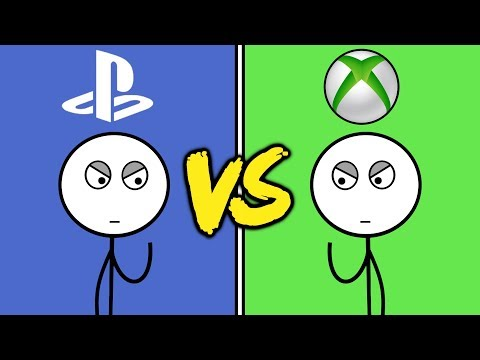 PS5 Gamers VS Xbox Series X Gamers