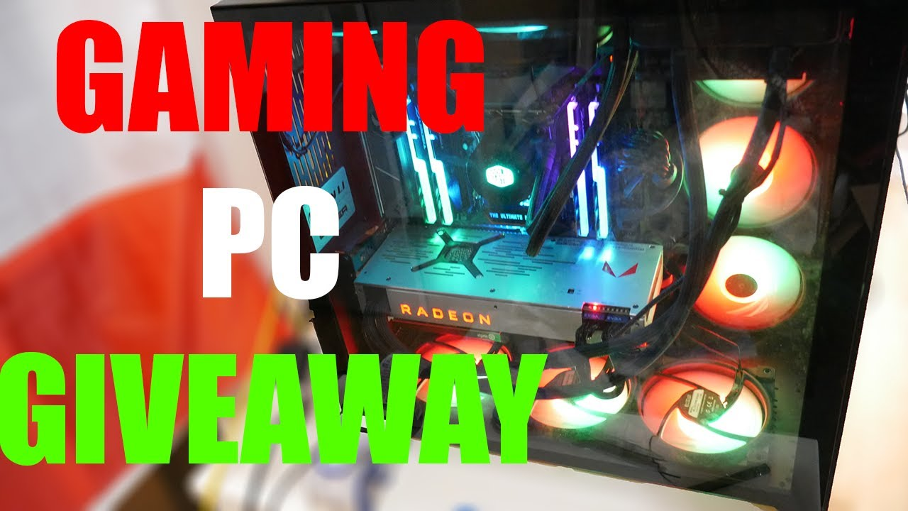(OPEN) International Gaming PC Giveaway August 2020