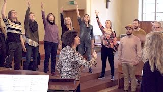 Gospelkören som glömde bort sitt 30-årsjubileum