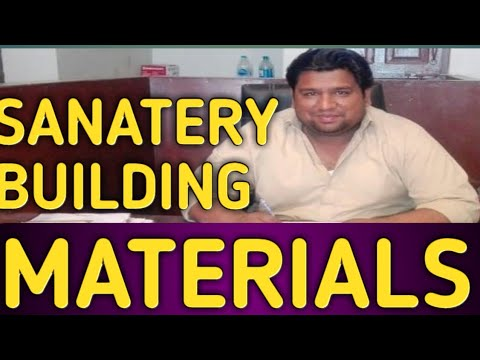 Sanatery and Building Materials