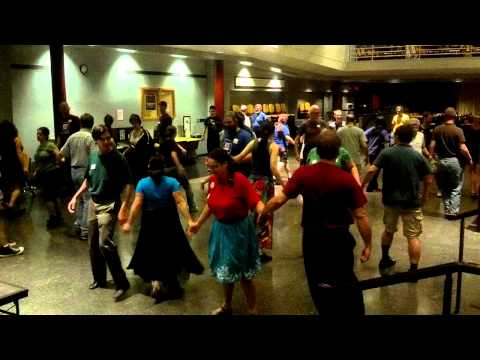 Square Dancing Improves Mental Acuity