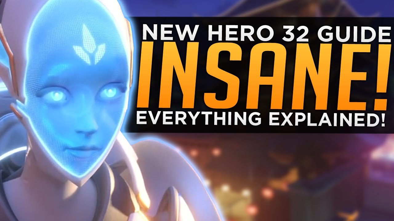 Download Overwatch: NEW Hero 32 Echo Guide - EVERYTHING Explained!