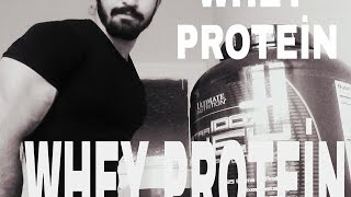 WHEY PROTEİN TOZU / Whey Protein Özellikleri / Whey Protein Tozu Kullanımı - Fitness Team
