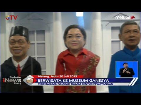 wisata-ke-museum-ganesya,-terdapat-tokoh-indonesia-dalam-bentuk-patung-dan-wayang---bis-21/07