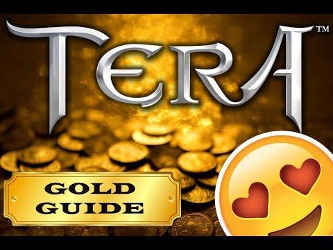 [Tera] Devenir Riche! 50 K PO / Jour ! [FR/EN] (outdated - New Guide Coming Soon)
