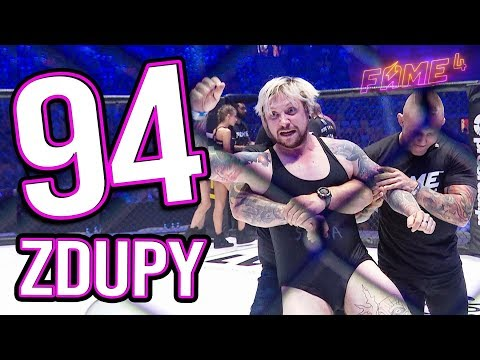 FAME MMA4 - Hans vs PaweJumper - Z DVPY #94