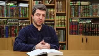 Уроки ислама на аварском языке . № 4. О разрешенной и запретной посуде.