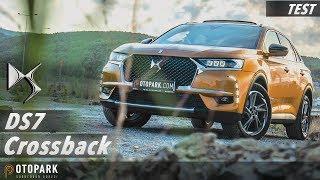 DS7 Crossback | Fransa Cumhurbaşkanı'nın Arabası | TEST