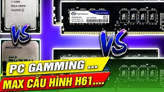 CPU và Ram nào chơi được game fifa online 4