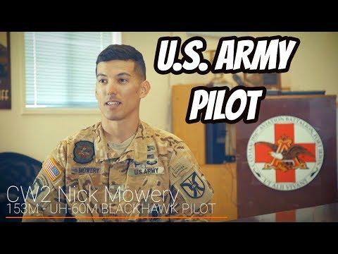 ARMY BLACKHAWK PILOT 153M - BEYOND BASIC TRAINING EP.3